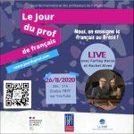 Le Jour do prof de français