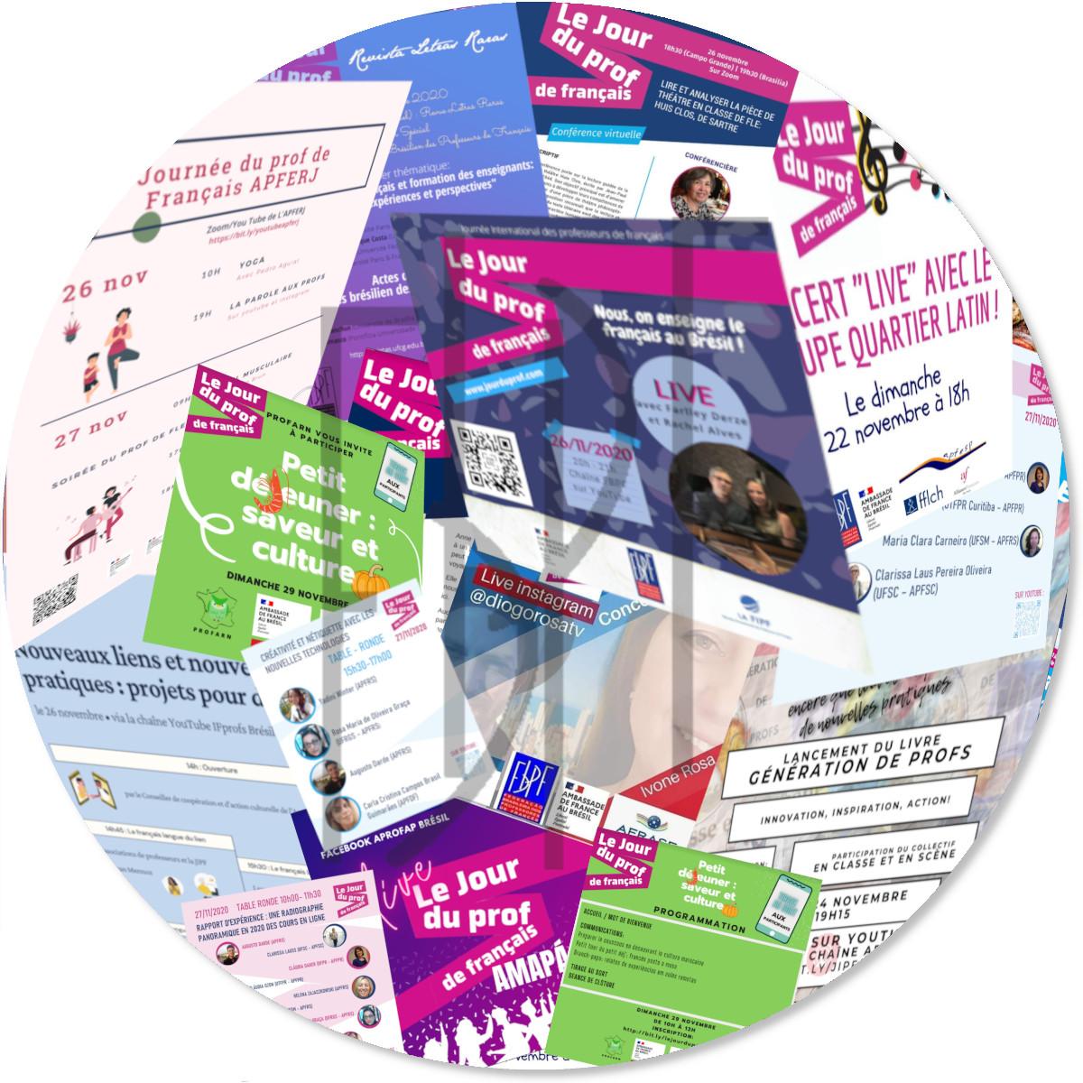 Article sur le lancement du nouveau site Internet FBPF