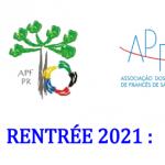 APFSud - Rentrée 2021