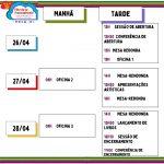 Fête de la Francophonie de l'APFEBA - le 26, 27 et 28 avril