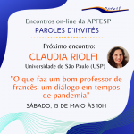 Paroles - Claudia Riolfi