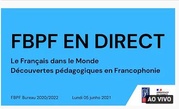 FBPF en direct: En suivant Le Français dans Le Monde