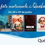 II Mostra de Cinema Québec em Casa