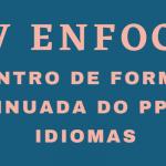 IV ENFOCO 2021