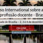 II Congresso International sobre a formação e profissão docente - Brasil